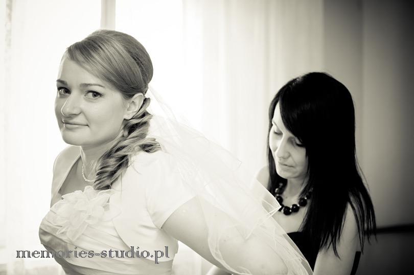 Memories Studio # fotografia ślubna # Ania i Damian (1)