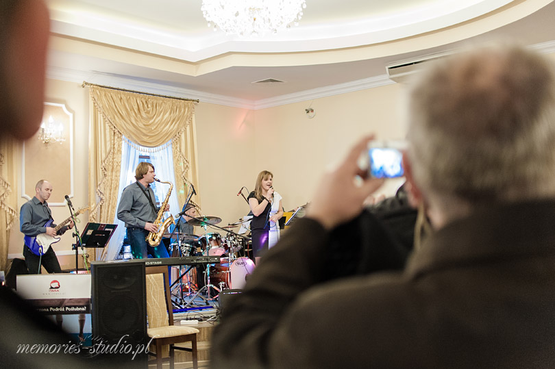Memories Studio # Gala ślubna Osiek Wielki (3)