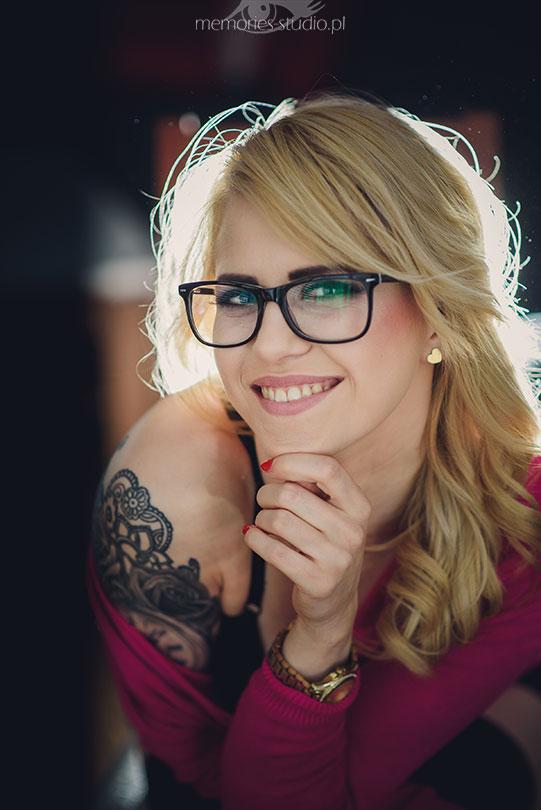 Sesja Buduarowa, Sesja kobieca Natalii Koło, Konin, Izbica, Kalisz Turek, Sesja portretowa