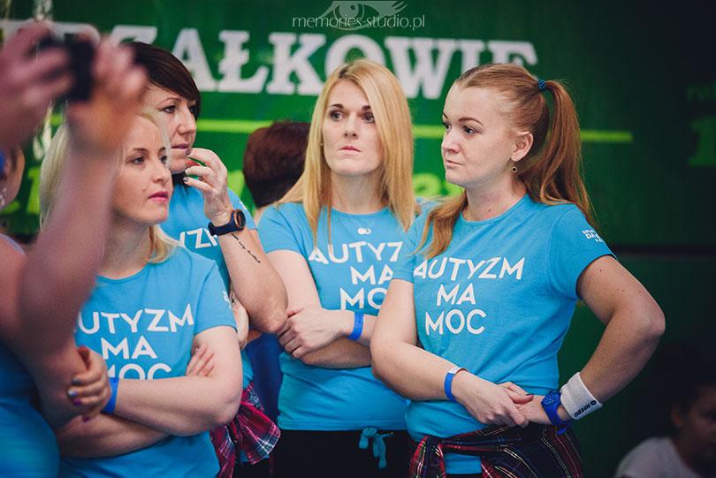I Niebieski Charytatywny Maraton Zumby - Zumba w Kole, Niebieski Maraton, impreza dla dzieci z Autyzmem
