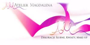 Atelier Magdalena - Dekoracje Ślubne, Kwiaty, Make-up